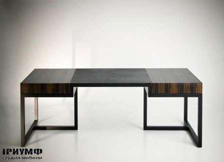 Бельгийская мебель JNL  - table secretwood