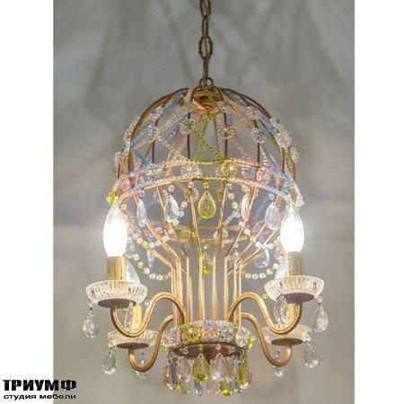 Американские светильники  AFK Furniture - Hot Air Ballon Chandelie