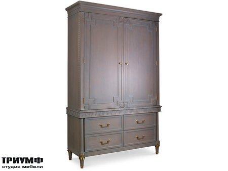 Американская мебель Chaddock - Hellenia TV Cabinet