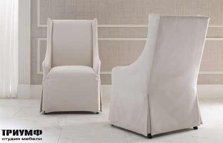 Американская мебель Legacy Classic - Symphony Upholstered Host Chair