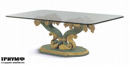Итальянская мебель Chelini - стол арт FTBY 547