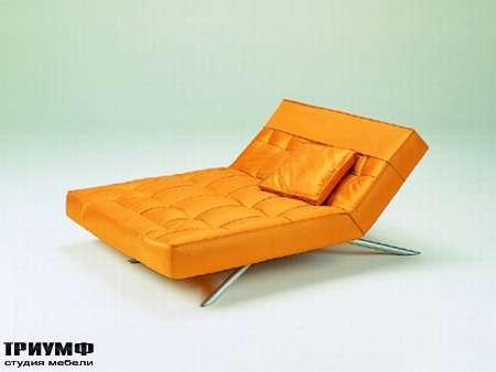 Итальянская мебель Futura - Диван раскладной, Jazz