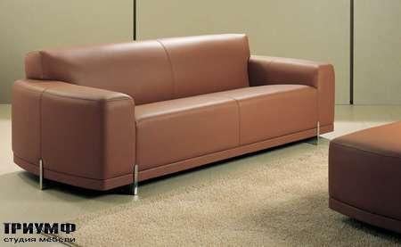 Итальянская мебель Valdichienti - Диван silverstone 1