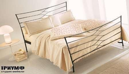 Итальянская мебель Ciacci - Кровать Genny