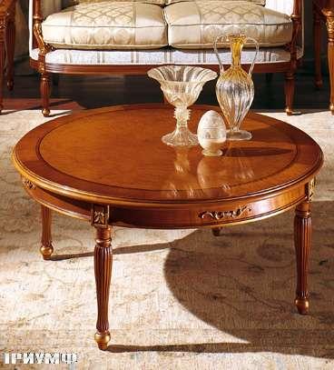 Итальянская мебель Colombo Mobili - Столик журнальный арт.333.100 кол. Vivaldi