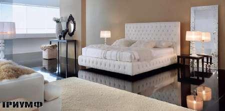 Итальянская мебель Valmori - кровать Doge