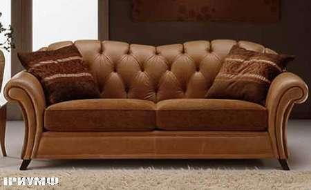 Итальянская мебель Goldconfort - диван Wave