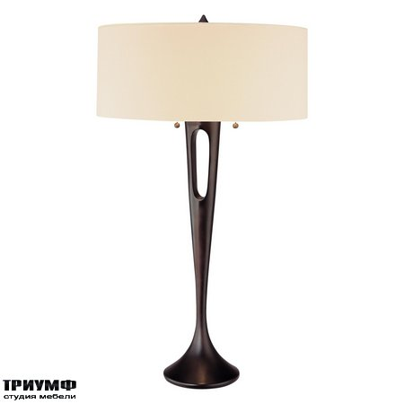 Американская мебель George Kovacs - 2 Light Table Lamp