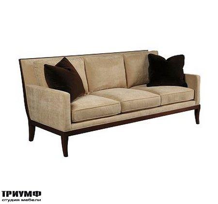Американская мебель Henredon - Carrington Sofa