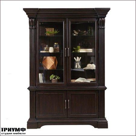 Американская мебель Pulaski - Caldwel  China Cabinets