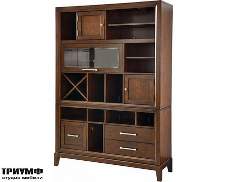 Американская мебель Thomasville - Studio 1904 Multiplicity Hutch