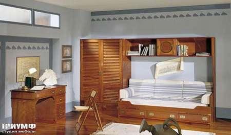 Итальянская мебель Caroti - Кабинет в морском стиле коллекция La Vecchia marina