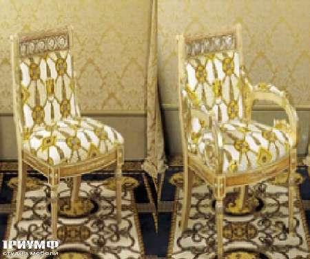Итальянская мебель Jumbo Collection - Стул и полукресло коллекция Palladium