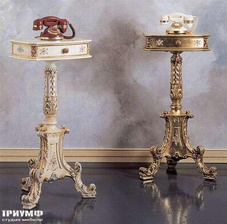 Итальянская мебель Silik - Телефонный столик на ножке