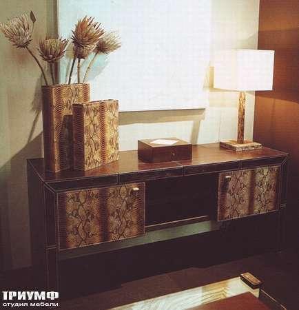 Итальянская мебель Rugiano - Тумба Shiro2