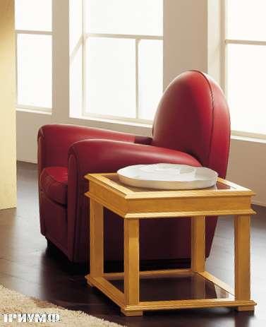 Итальянская мебель De Baggis - Столик журнальный М0790