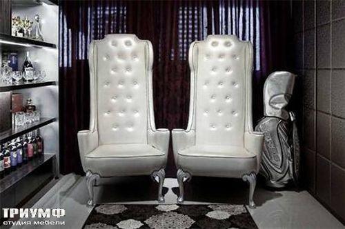 Итальянская мебель Mantellassi - Кресло Allerga