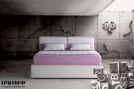 Итальянская мебель Milano Bedding - кровать Guadalupe