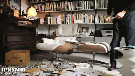 Швейцарская  мебель Vitra  - lounge chair