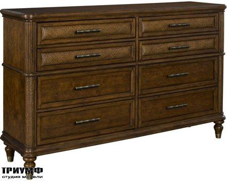 Американская мебель Broyhill - Amalie Bay Drawer Dresser