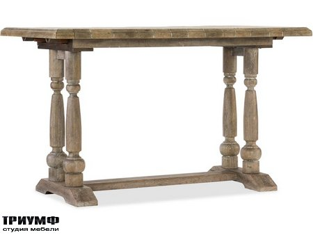 Американская мебель Hooker firniture - Boheme Brasserie Friendship Table