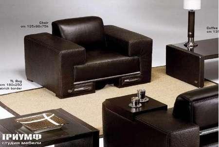 Итальянская мебель Formitalia - Диван Touring