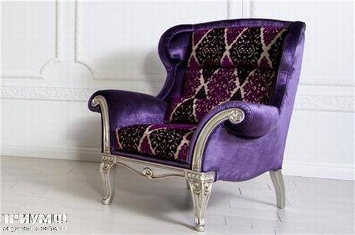 Итальянская мебель Mantellassi - Кресло Ginger