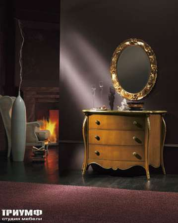Итальянская мебель Interstyle - Incanto комод