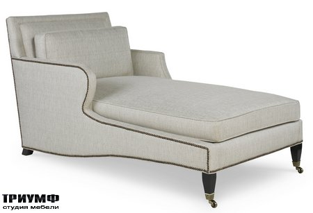 Американская мебель EJ Victor - Gloria Chaise