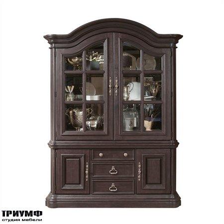 Американская мебель Pulaski - Ravena China Cabinets