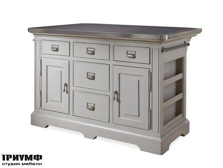 Американская мебель Universal Furniture - Dogwood Paula Deen Home The Kitchen Island