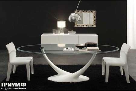 Итальянская мебель Cattelan Italia - Стол Coral