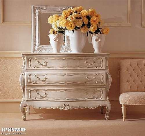 Итальянская мебель Giusti Portos - Комод Rococo