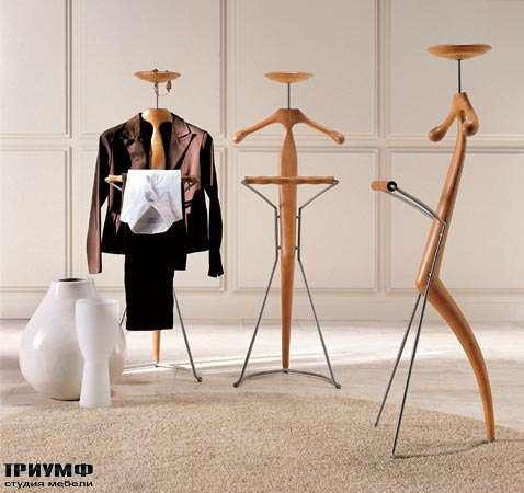 Итальянская мебель Porada - Вешалка для одежды Sir-Bis