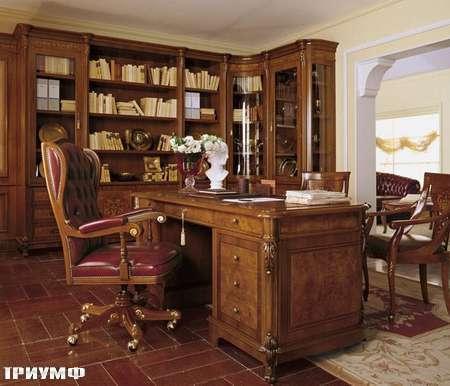 Итальянская мебель Grilli - стол руководителя, кресло руководителя