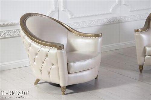 Итальянская мебель Mantellassi - Кресло La Perla CHIC
