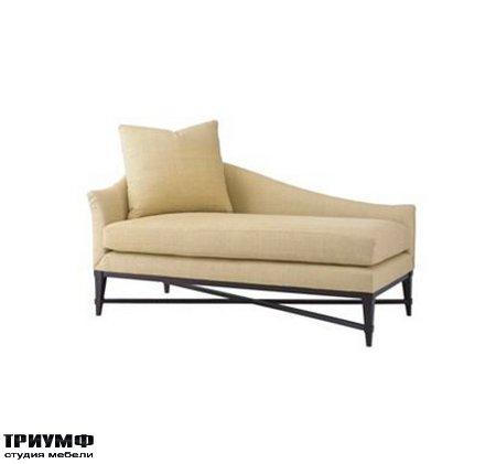 Американская мебель Henredon - Deco Chaise