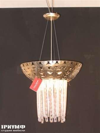 Освещение Eurolampart - Люстра из металла и хрусталя, арт. 1076-07LA