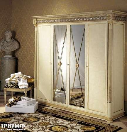 Итальянская мебель Jumbo Collection - Шкаф с зеркалами Palladium