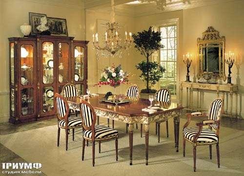 Итальянская мебель Francesco Molon - Стол прямоугольный