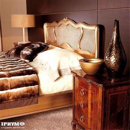 Итальянская мебель Medea - Кровать арт. 2010