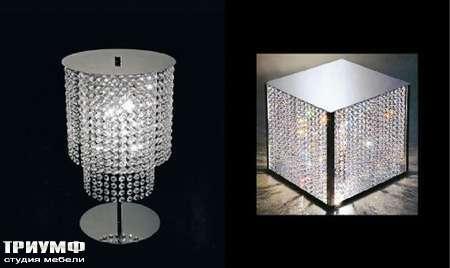 Итальянская мебель Longhi - Лампа настольная Felix, лампа настольная Victor