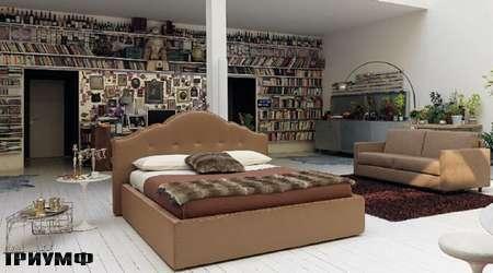 Итальянская мебель Bodema - кровать Ophella