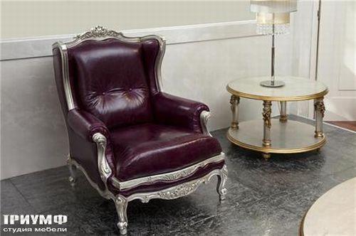 Итальянская мебель Mantellassi - Кресло Magia