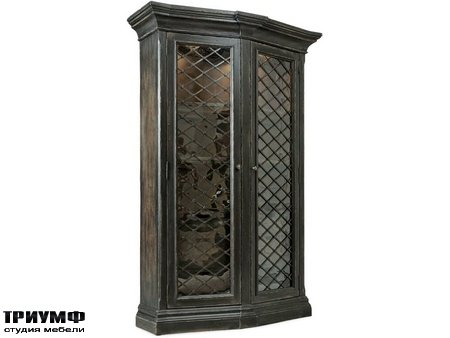 Американская мебель Hooker firniture - Auberose Display Cabinet