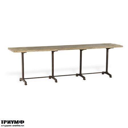 Американская мебель Ralph Lauren Home - FRENCH COOKS TABLE