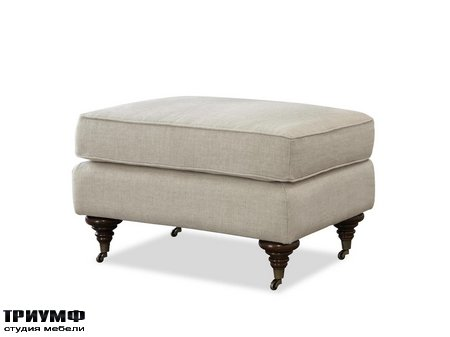 Американская мебель Universal Furniture - Churchill Ottoman