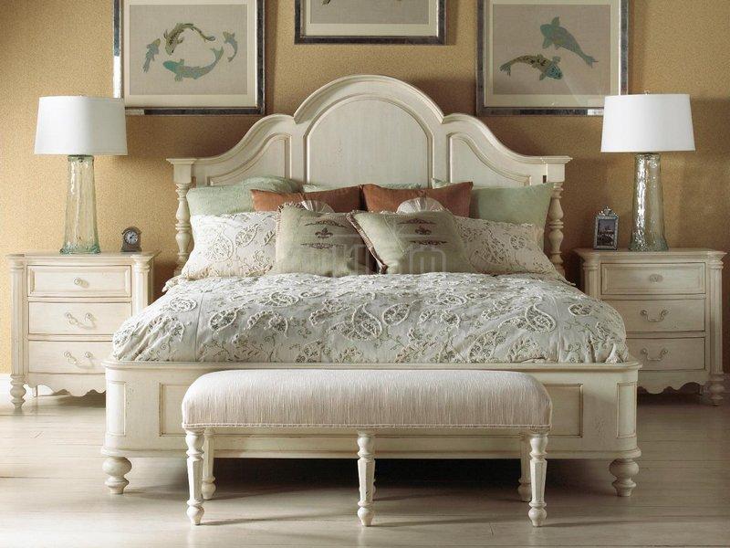 Американская мебель Fine Furniture Design - Кровать 1051-567 / 568R / 569R