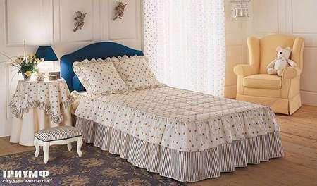 Итальянская мебель Halley - Кровать Gordon
