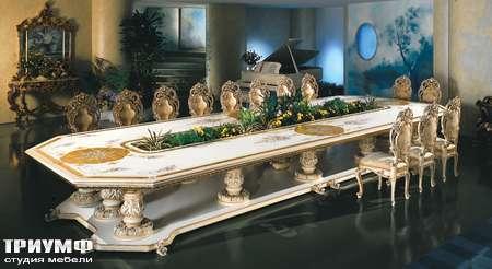 Итальянская мебель Silik - Стол для заседаний на 24 места арт.925-Е